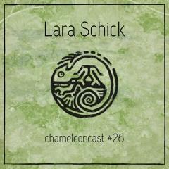 chameleon #26  Lara Schick - Rendezvous