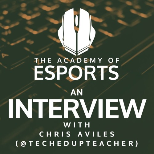 An Interview with Chris Aviles (@TechedUpTeacher)