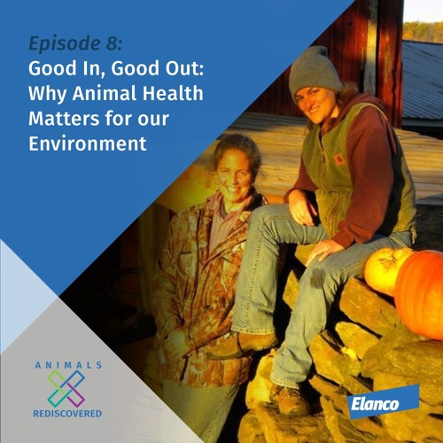 Episode 8: Good In, Good Out: Why Animal Health Matters for our Environment
