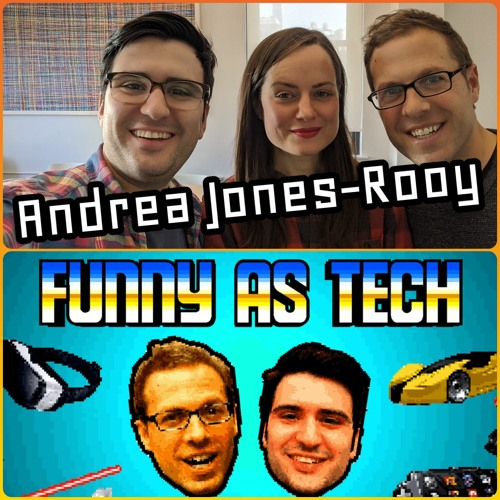The human side of data! Andrea Jones-Rooy, a data science circus performer + comedian