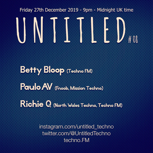 Betty Bloop Untitled Radio Christmas Special 2019