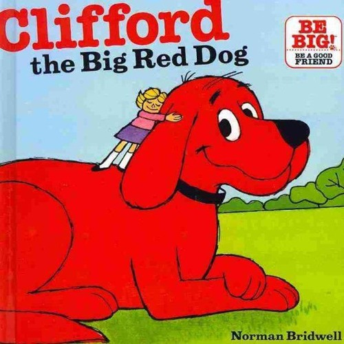 Episode 121 - Clifford the Big Red Dog