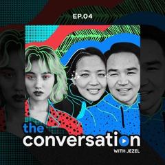 The Conversation #4. Positive Mongolians төслийн санаачлагч Түвшинбаяр, Дөлгөөн