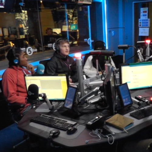 OnSide Youth Zones features on BBC Radio 5Live