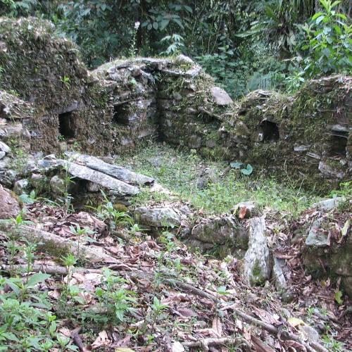 Ficciones Las Ruinas circulares (2015)