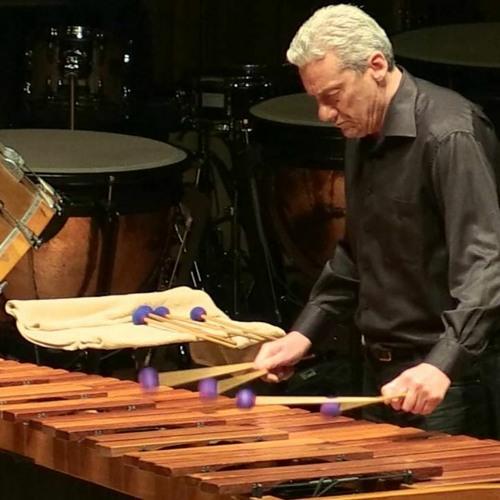 Solo pour grand marimba (1996)