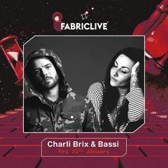 Charli Brix & Bassi FABRICLIVE x Flexout Audio Promo Mix