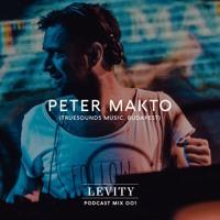 Podcast Mix 001: Peter Makto warm-up before Artbat @ Levity (26.12.2019, Bratislava)