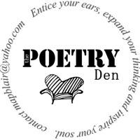 Poetry Den Podcast Season 1 Episode 1 Artwork