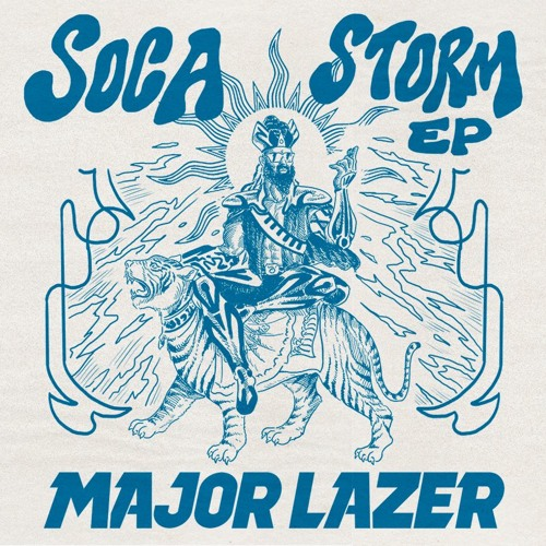 Major Lazer - King of the Party (feat. Mr.Killa)