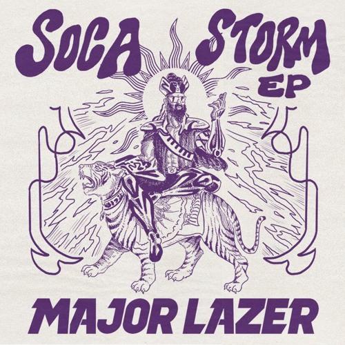 Major Lazer - Soca Storm (feat. Mr.Killa)