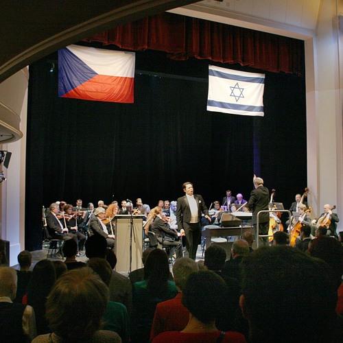 Úvodní slova koncertu ke Dni holocaustu 26. 1. 2020