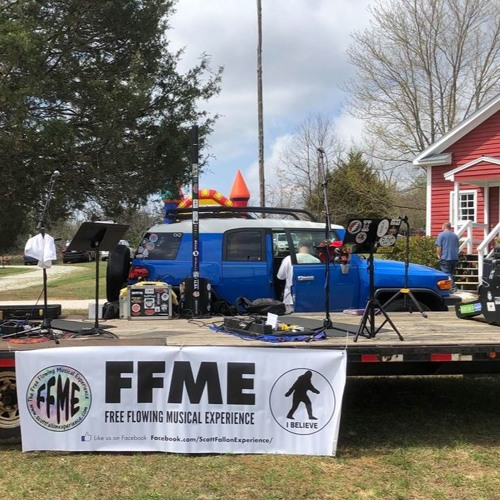 FFME At Appomattox Oyster Festival - Big River 4 - 13 - 18