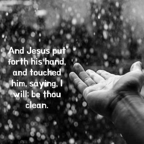 """""""The Touch of Jesus"""" with the Rev'd Rob Mitchell, Epiphany 3, January 26, 2019"""