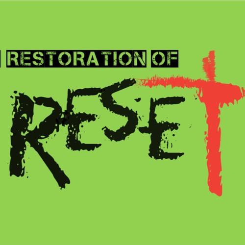 The Restoration Of Reset - Dan Howlett