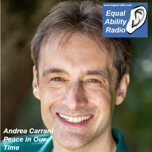Andrea Carrani Peace In Our Time - Light 28th January 2020