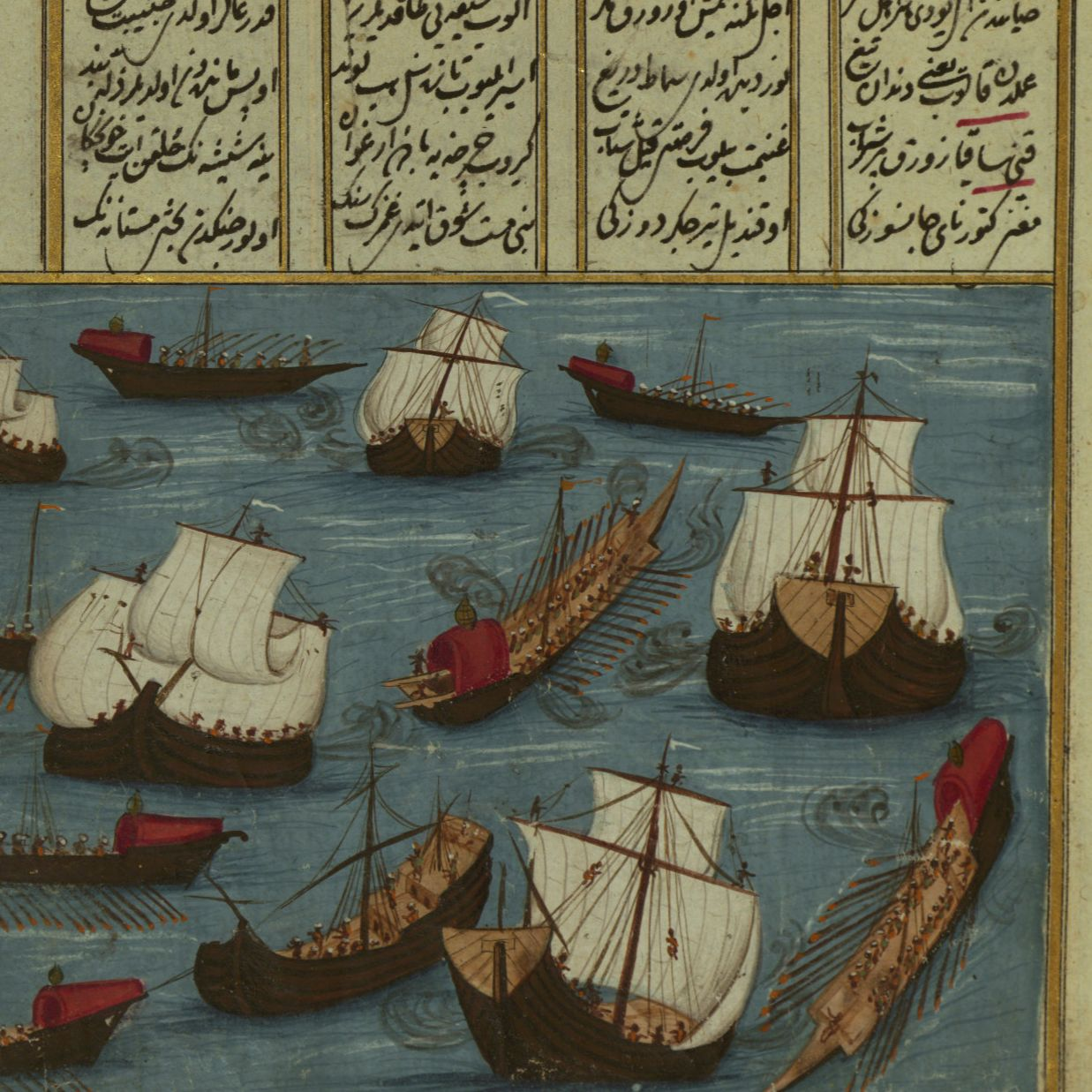 The Mediterranean in the Age of Global Piracy