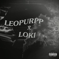 LEOPURPP x LOKI - P38