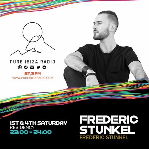 FREDERIC STUNKEL RADIOSHOW on PURE IBIZA RADIO