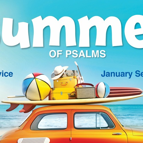 Summer Of Psalms - Frustrated at God - Ray Cox