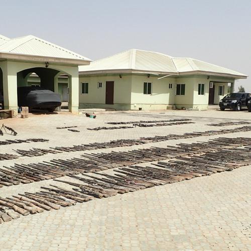 Arms in Nigeria farmer-pastoralist conflict same source as Mali jihadists: report