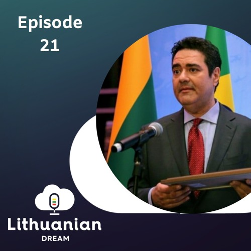 021 - Litvaks and Lithuania with Lithuanian Honorary Consul Carlos Levenstein