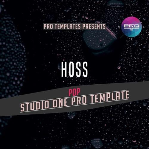 Hoss Studio One Pro Template