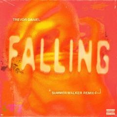 Falling feat. Summer Walker (Remix)