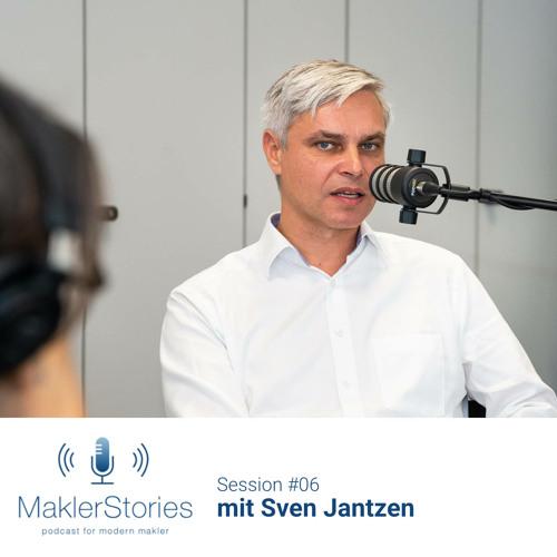 MaklerStories | Session #06 | Sven Jantzen
