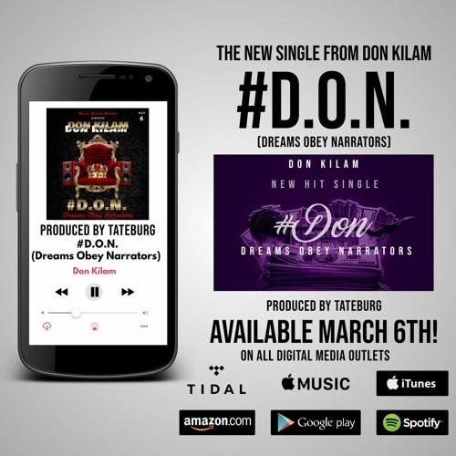 #DON (Dreams Obey Narrators)