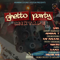 #GhettoPartyMixtape Artwork