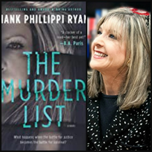 Hank Phillippi Ryan On Developing Character On Writing Wrongs With Bill Myers