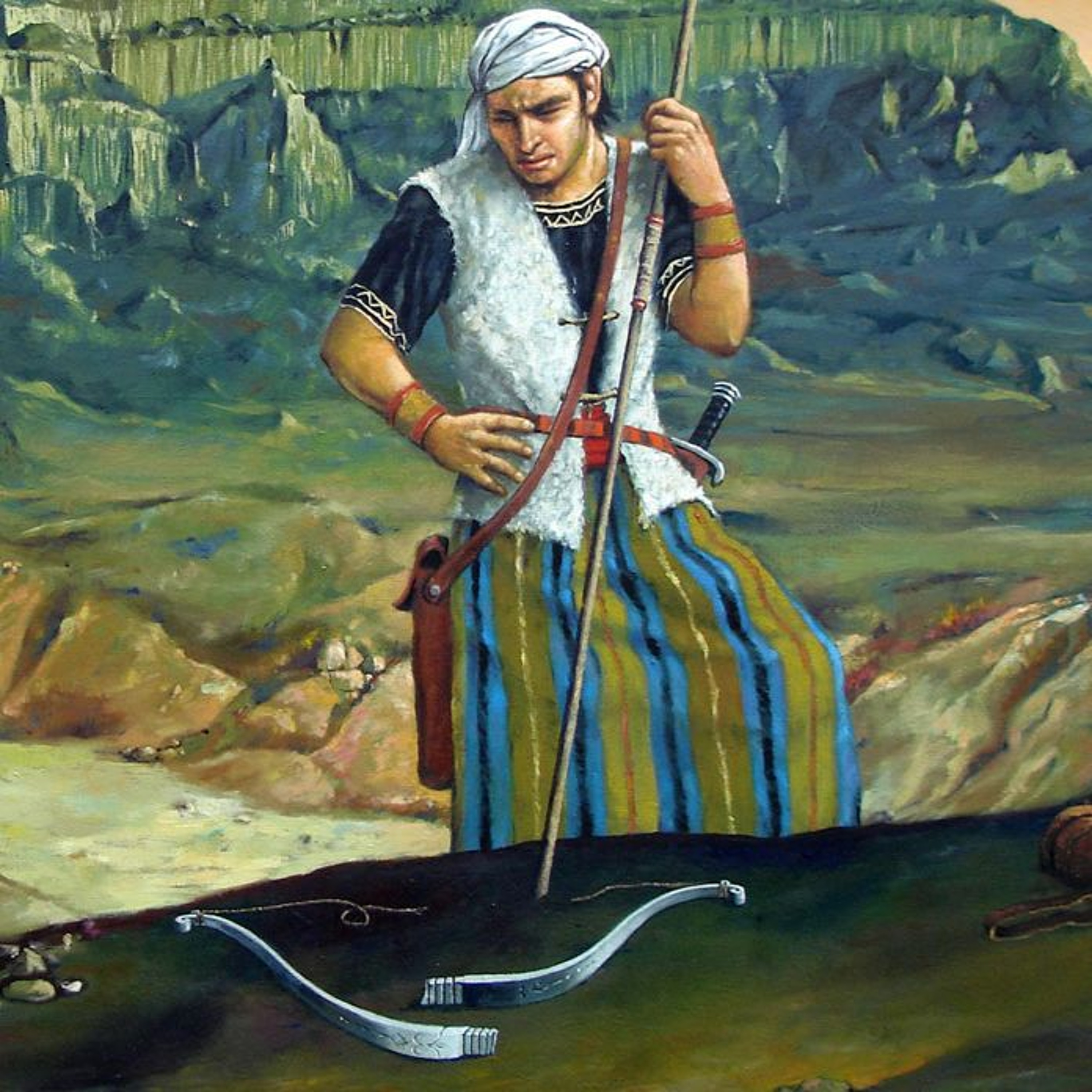 """Why Did Nephi's """"Fine Steel"""" Bow..."""