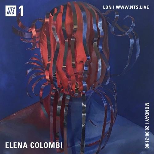 Elena Colombi 27/01/2020 - NTS Radio