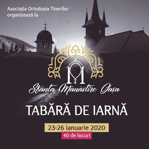 "Conf. ""Taina Bisericii - Taina Vietii"" - Gheorghe Butuc - Oașa (ian. 2020)"