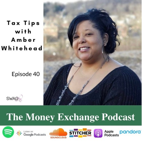 Tax Tips with Amber Whitehead - Eps 40