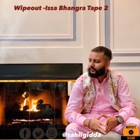 Wipeout- Issa Bhangra Tape 2 Artwork