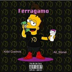 """Kidd Cosmos x Ali_Stoner  - """"Ferragamo"""""""
