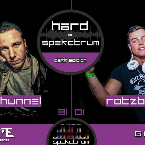 Multirave @ Hard im Spekctrum (Ghost Club, Trier) 31-01-2020