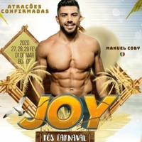 Waiting for Joy Party BRAZIL_Podcast by Manuel Coby