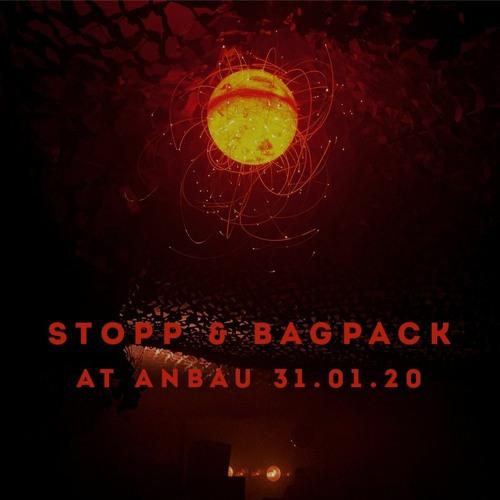Stopp & BagPack @ Anbau