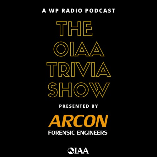 The OIAA Trivia Show (Episode 1 with Michele Field)