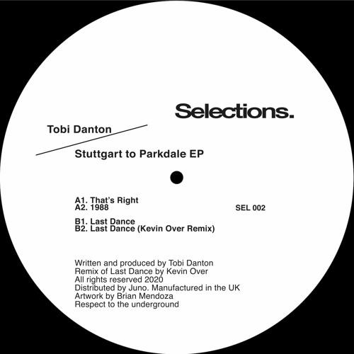 Tobi Danton - Stuttgart to Parkdale EP (Kevin Over Remix)