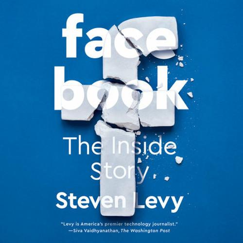 Facebook by Steven Levy, read by Will Damron