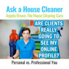 Personal vs. Professional You - as a House Cleaner