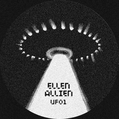 Ellen Allien - UFO [SNIPPETS]