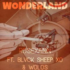 WONDERLAND ft. BLVCK SHEEP XO & WOLOS (prod. @TundraBeats x Based1)