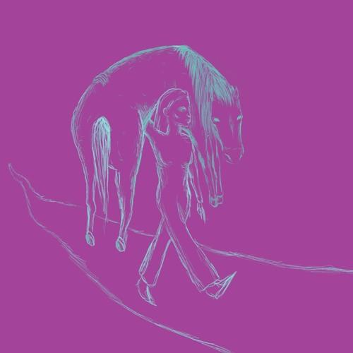 WITH SHADOWFAX ON MY BACK -ALBUM BY MIJA MILOVIC