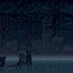 Auxy Sample Edits: Rain Lofi Remix