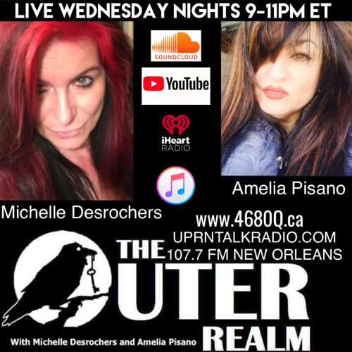 The Outer Realm guest Amelia Cotter Feb 12 202